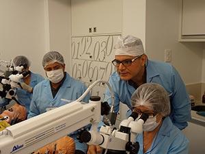 Curso de Instalação de Pinos de Fibra de Vidro - Blindagem com Materiais Adesivos - Imersão