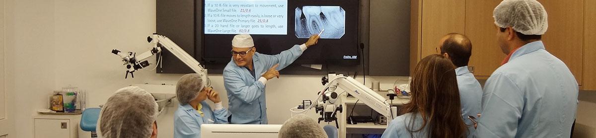 Curso de Endodontia Avançada com Microscopia - Imersão